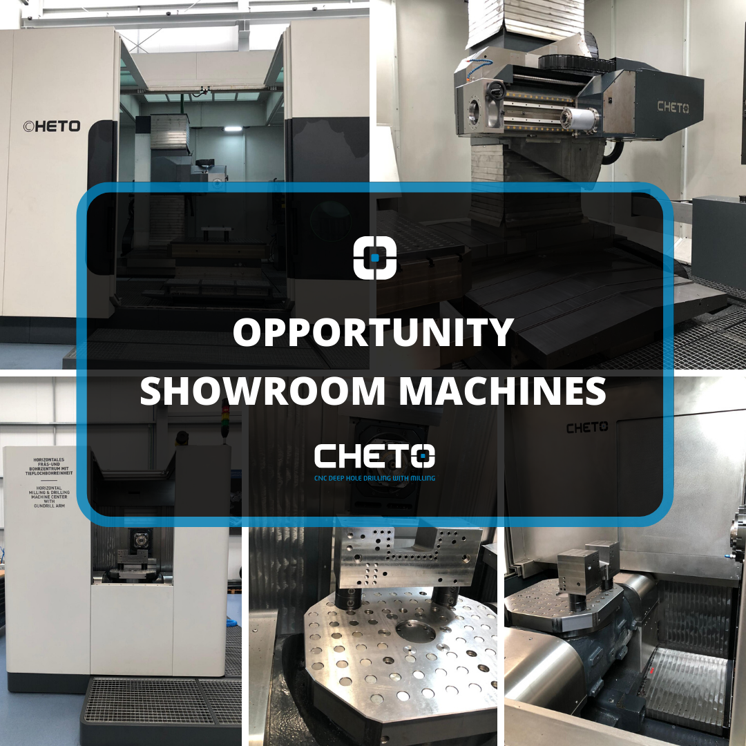 Opportunity - Showroom Machines