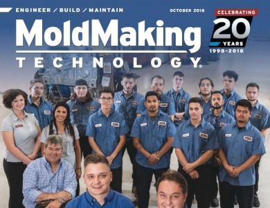 CHETO in the world! MoldMaking Technology - Oct2018