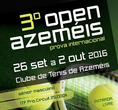CHETO patrocina 3.º Open Azeméis