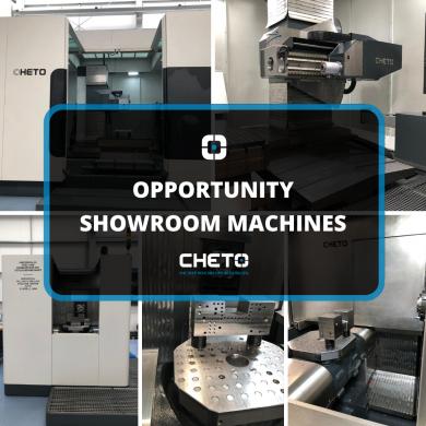 Oportunidade - Máquinas Showroom
