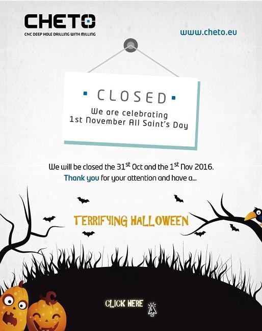 CHETO | Bom Halloween
