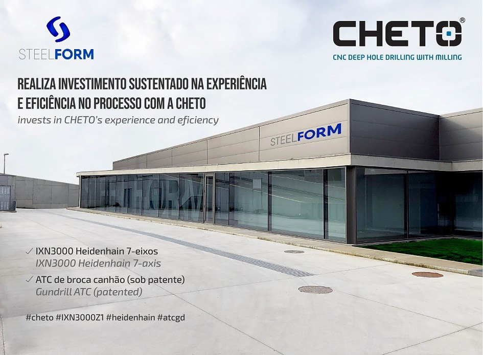 CHETO MAKES IT HAPPEN by adding value to moldmaking